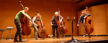 Sequoia Bass Quartet